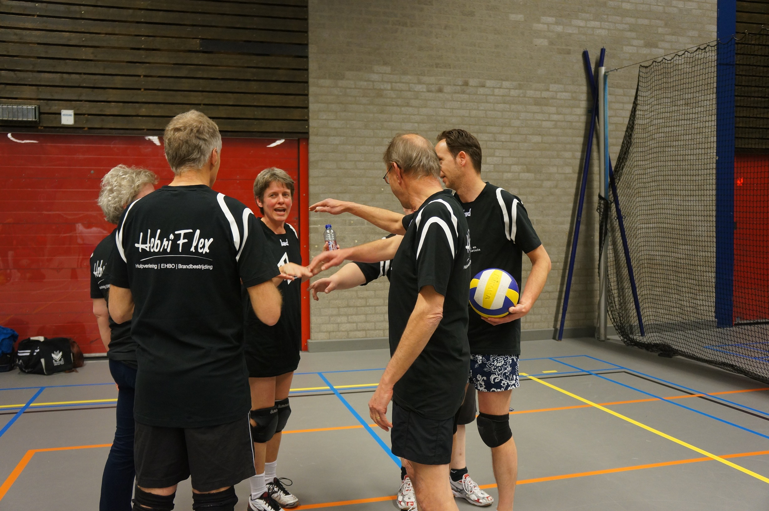 Volleybal op de Paasberg en Wellenstein